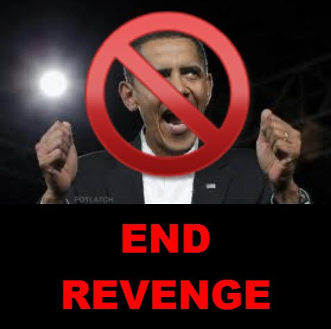End Revenge End Obamas Revenge and the End DNC Revenge