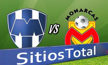 Monterrey vs Monarcas Morelia En Vivo