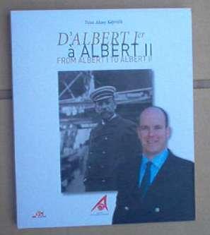 D'Albert Ier à Albert II (French Edition)