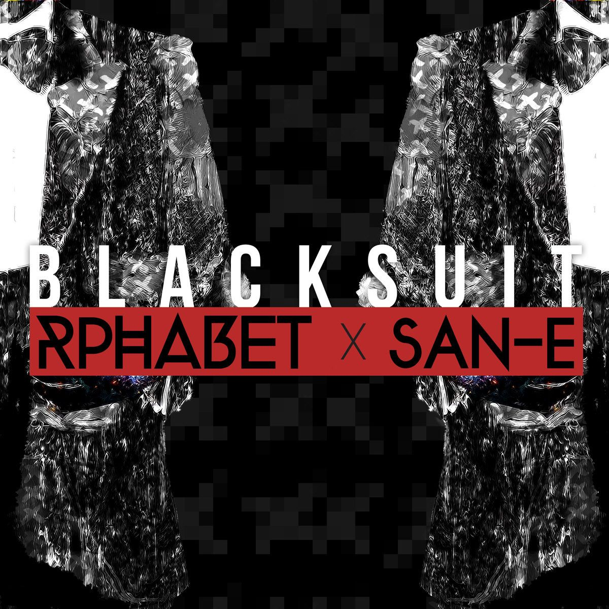 (Single) Rphabet - Black Suit