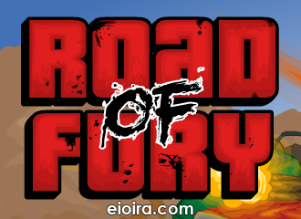Road Of Fury Logo