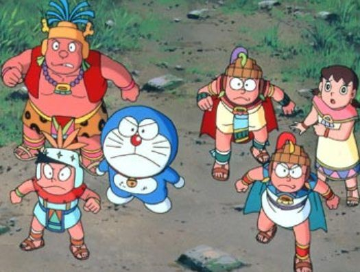 Nobita And The Legend Of The Sun King