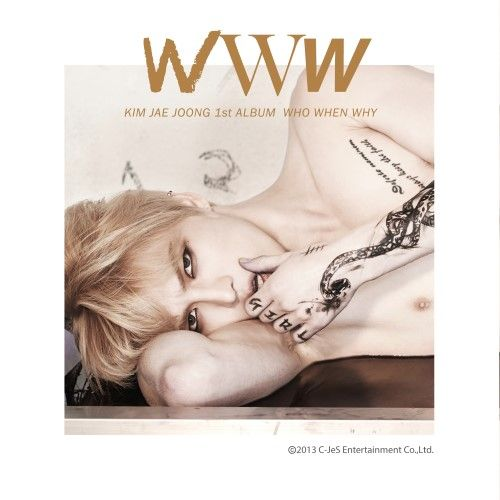 [Album] Kim Jae Joong - WWW [VOL. 1]