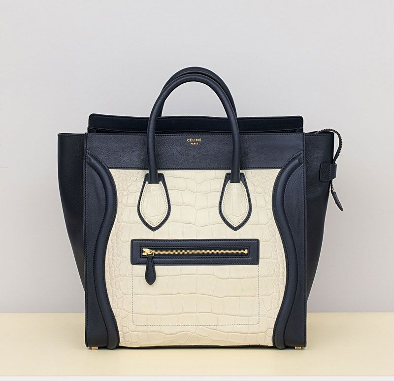 Céline LUGGAGE TOTE reference thread