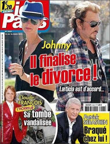Ici Paris N°3533 du 20 au 26 Mars 2013