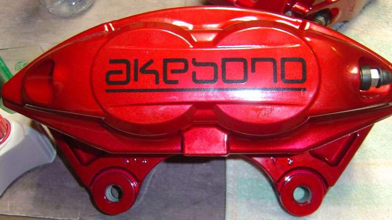 Powder Coating Calipers Nissan 370z Forum
