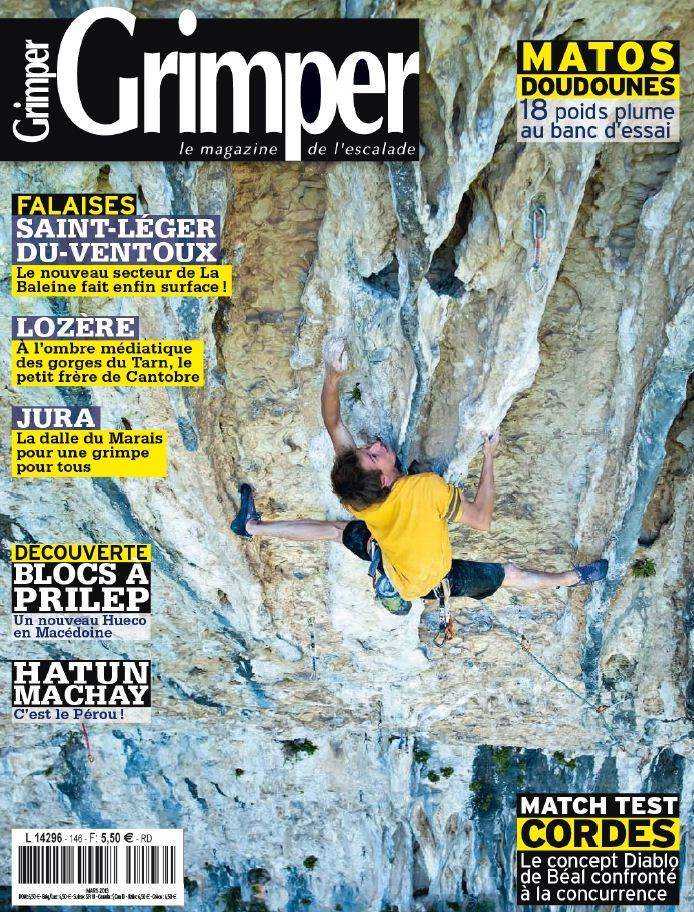 Grimper N°146 Mars 2013