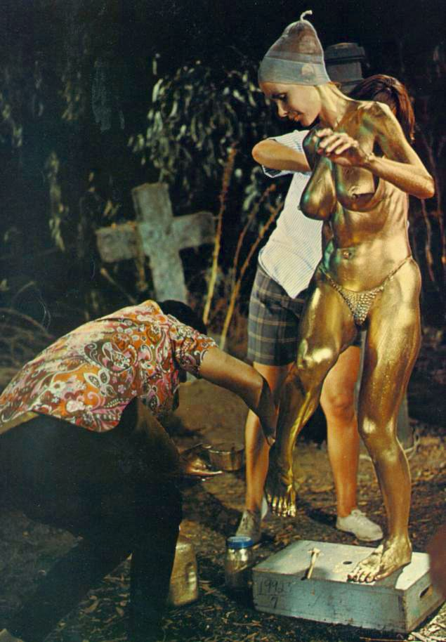 image Orgy of the dead 1965