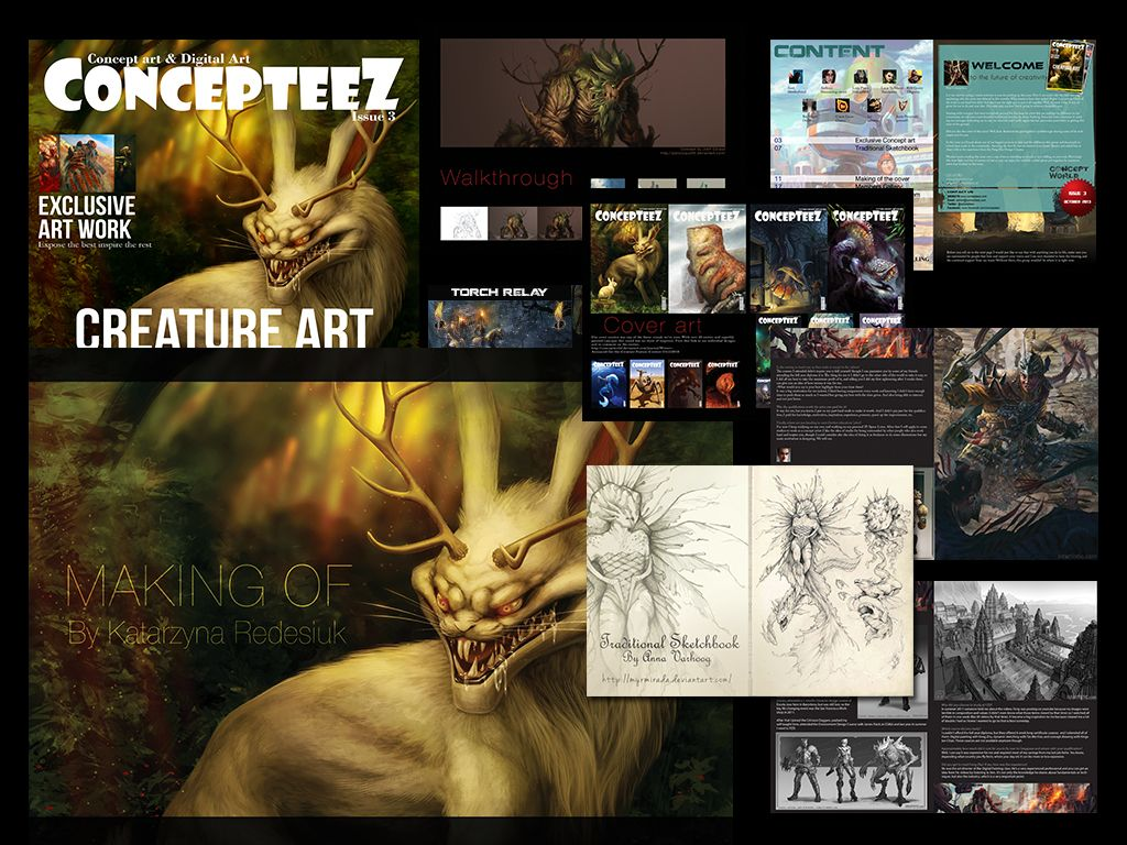 Concepteez Issue 3