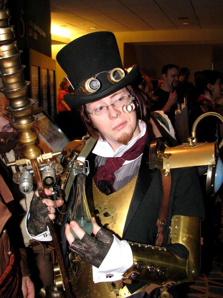 Steampunk For Kids: Steampunk Gentlemen For Kids  Steampunk For K...