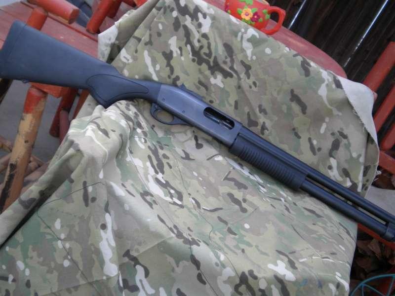 Mossberg 500 VS  590 A-1 Mil-Spec