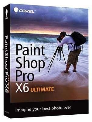 Corel PaintShop Pro X6 Ultimate v16.1.0.48
